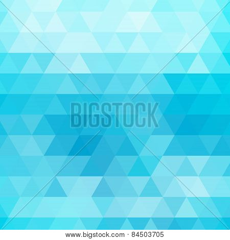 Colorful abstract  geometric background, vector illustration