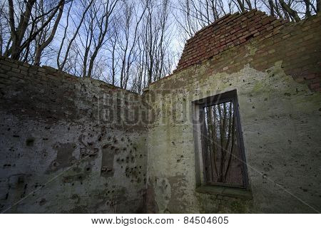 Ruined Window