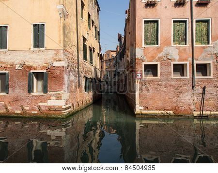 Venice Architecture.