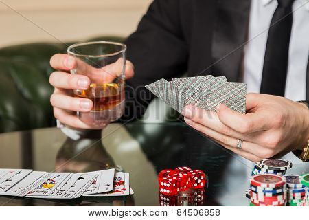 The concept of card games