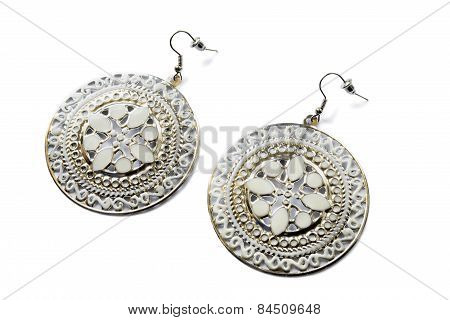 Carved Earrings