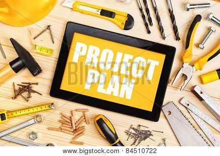 Project Plan For Home Redecoration