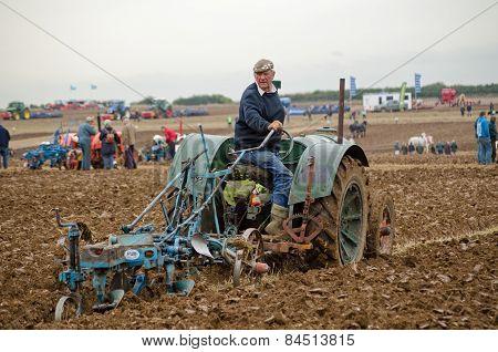 John Hodges, Ploughing
