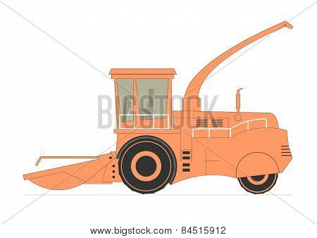 Forage Harvester