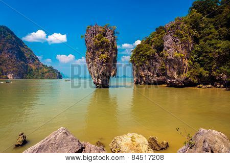 James Bond Island Koh Tapu