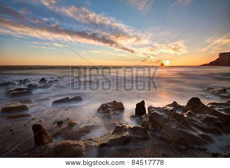 North Yorkshire Coast Sunrise