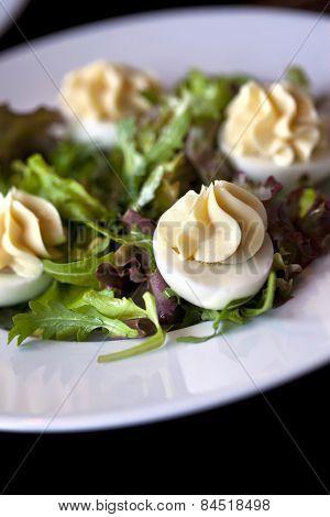 Eggs And Mayonnaise