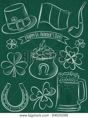 Design Elements For  St Patricks Day