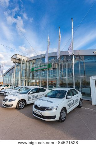 Official Dealer Skoda In Samara, Russia