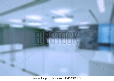 Generic reception blur background
