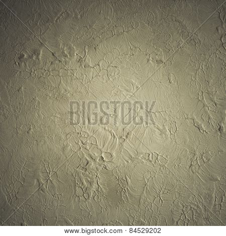 Concrete Wall As Grunge Background Or Texture