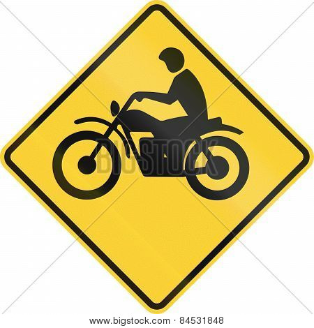 Motorcycle Crossing