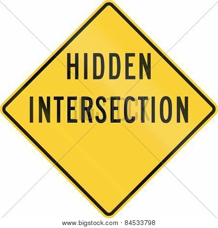 Hidden Intersection