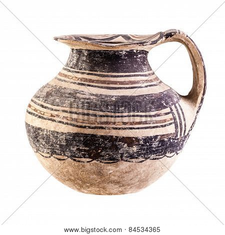 Ancient Subgeometric Vase