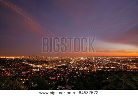 Los Angeles Sprawl
