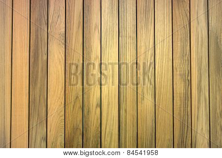 Lineup Teak Wood Background