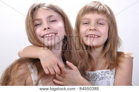 Happy Lovely Girlfriends