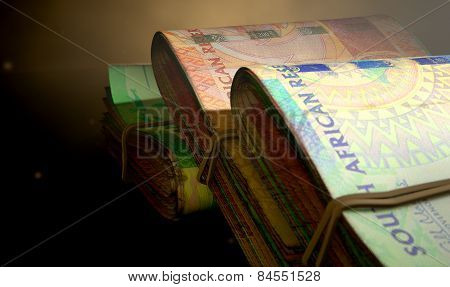 Rand Note Bundles Assorted