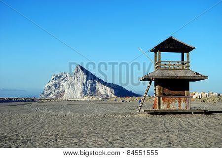 Santa Margarita Beach, Spain.