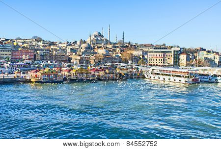 The Beauty Of Istanbul