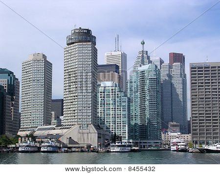 Toronto Lake Harbourfront 2004
