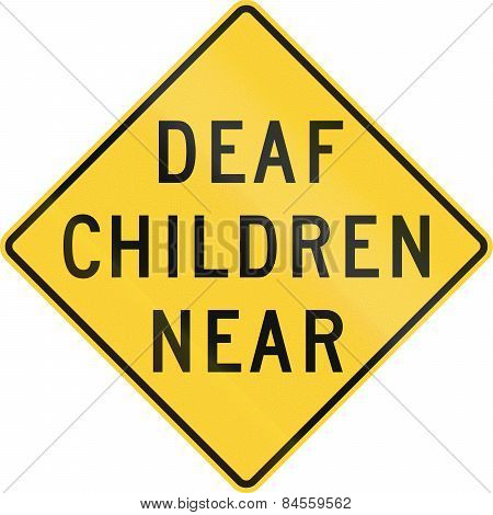 Deaf Children Near