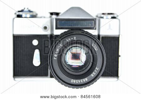 Photocamera Zenit-e In Private Colection On February 3, 2015