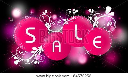 Sale Background