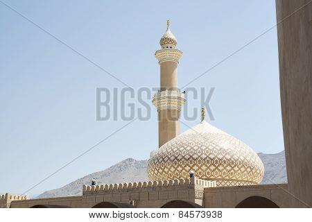 Mosque Of Nizwa