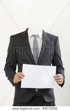 Businessman Suit