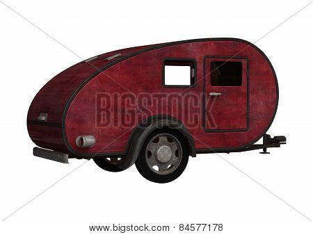 Red Camper