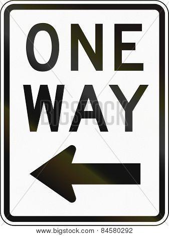 Us One Way
