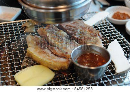 Pork, Jeju Island Black Pig