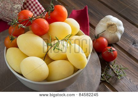 Potatoes Novelle
