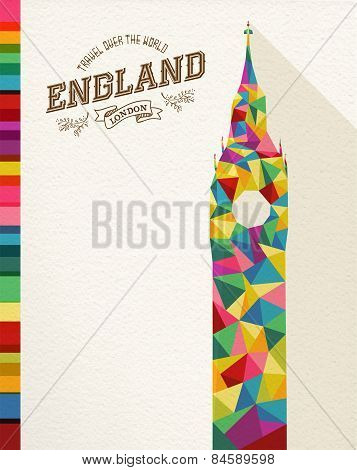 Travel England Landmark Polygonal Monument