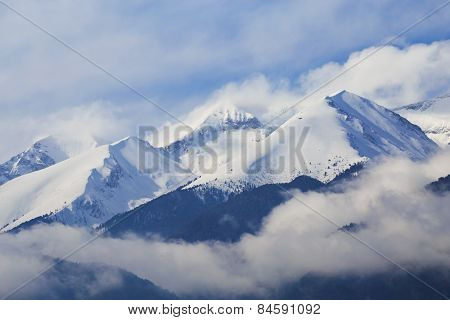 National Park Pirin And Peak Vihren, Bulgaria