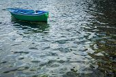 image of boat  - Small boats on the beach - JPG