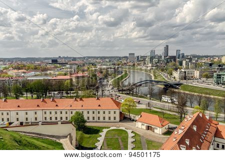 Vilnius Is The Capital Of Lithuania