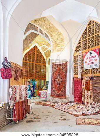 The Uzbek Bazaar