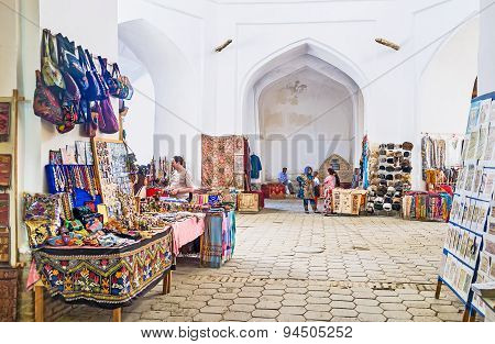 The Tourist Bazaar