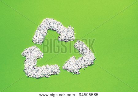 Recycle On Green