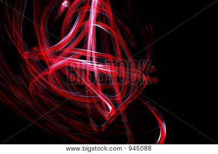 Red White Light