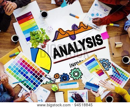 Analysis Analytics Analyze Data Information Statistics Concept