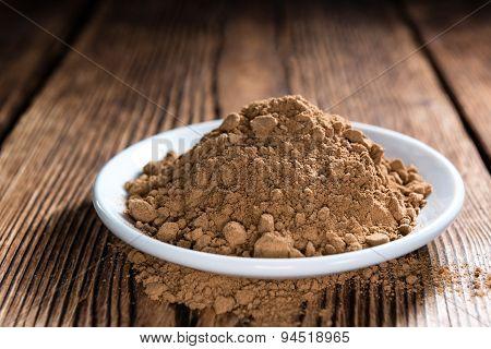 Portion Of Guarana Powder