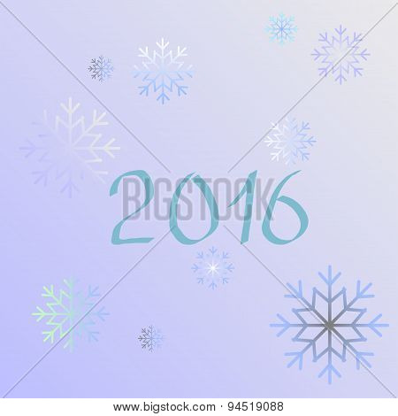 Snowflakes 2016