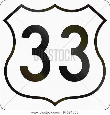 Nova Scotia Trunk Highway 33