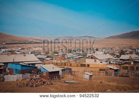 Village in Chita region