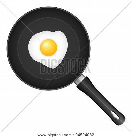Frying Pan Egg