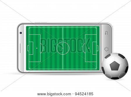 Smart Phone Soccer