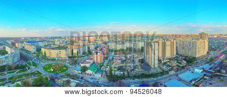 View of Krasnodar
